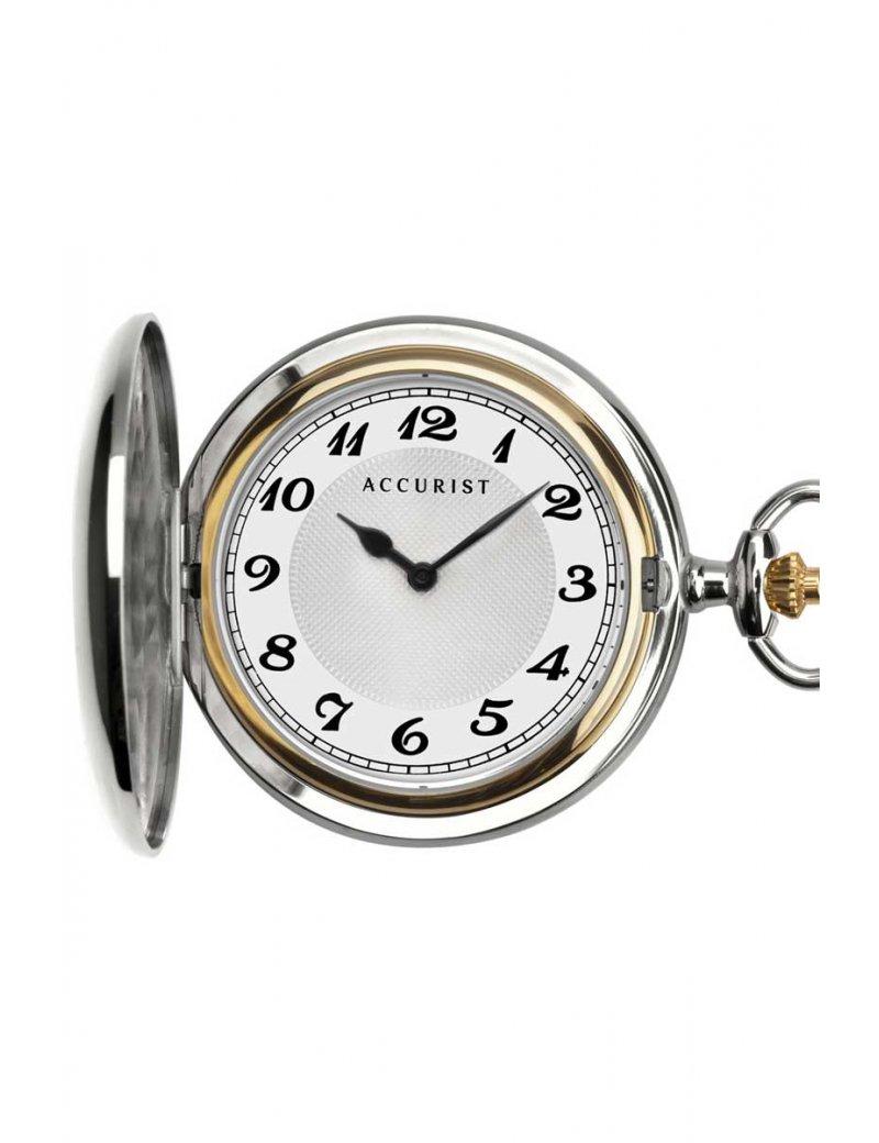 Accurist Men's Pocket Watch 7311
