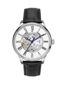 Accurist Men's Automatic Skeleton Watch 7701