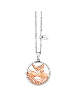 ASTRA Butterfly Kiss 20mm Necklace