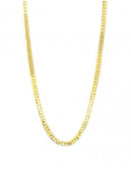 18ct Gold Anchor Chain