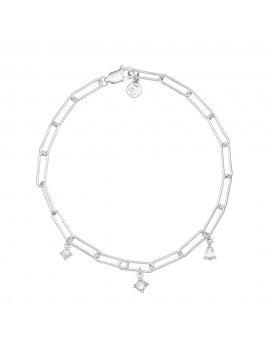 Sif Jakobs Bracelet Rimini With White Zirconia