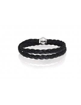 Sif Jakobs Black Mantova Lungo Bracelet