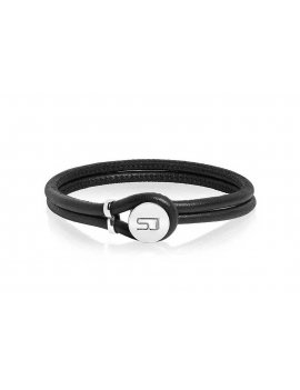 Sif Jakobs Leather Mondello Bracelet (19.5cm)