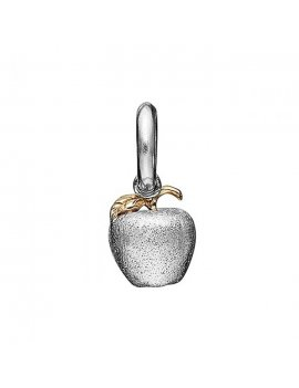 STORY by Kranz & Ziegler 'Apple' Silver Drop Charm 4008906
