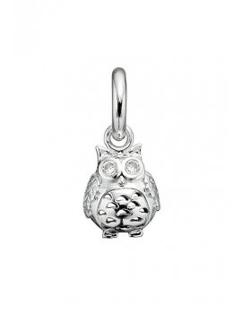 STORY by Kranz & Ziegler 'Clever One' Silver Drop Charm 4208821