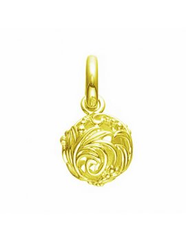 STORY by Kranz & Ziegler 'Baroque Globe' Gold Plated Drop Charm 5008984